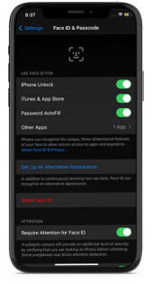 Face ID Problems iPhone X