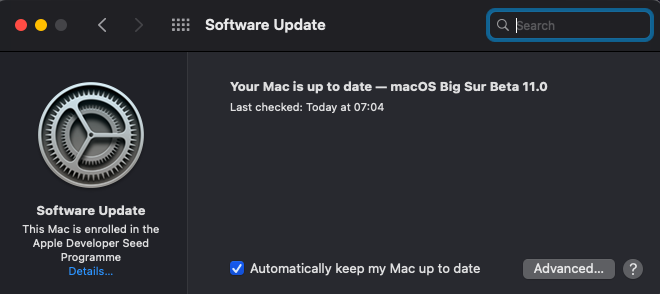 Update Your MacBook for overheating issue