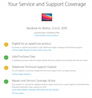 apple device repair service