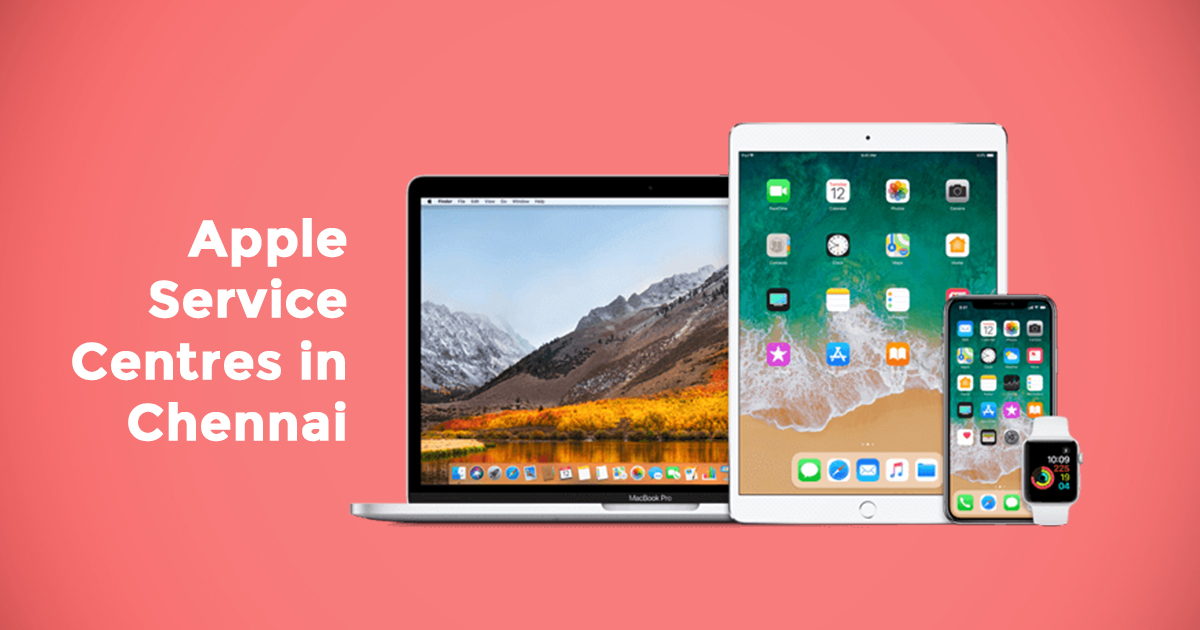Apple Service Centres in Chennai