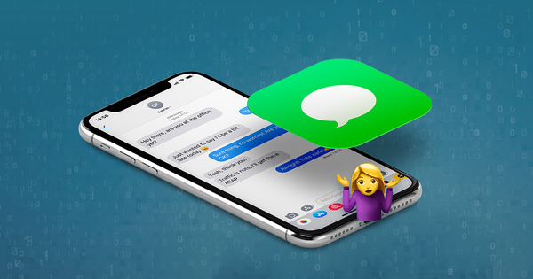 restore deleted iPhone messages