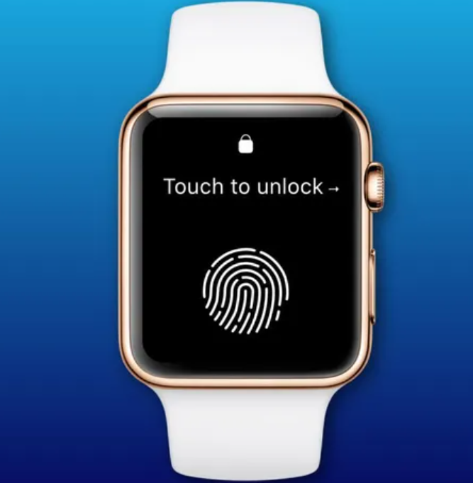 Touch ID for Apple Watch
