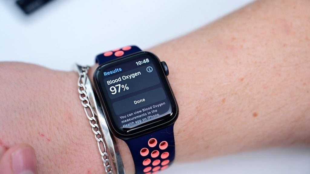 New Health Feature Apple watch